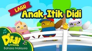 getlinkyoutube.com-Lagu Kanak Kanak | Anak Itik Didi | Didi & Friends