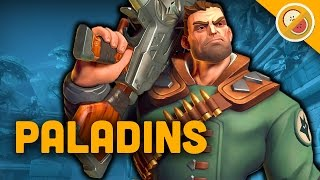 IT'S NOT AN OVERWATCH CLONE | Paladins Gameplay