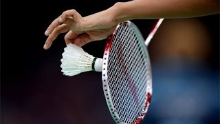 getlinkyoutube.com-Basic Badminton for Beginners.