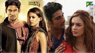HOT Evelyn Sharma & Prateik Babbar KISSING Scene | Issaq | Hindi Movie Romantic Scene