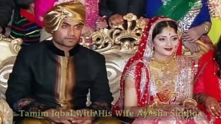 getlinkyoutube.com-Top 10 Famous Bangladeshi Cricketers With Their Beautiful Wives | Bangladesh Cricket Team