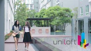 getlinkyoutube.com-พาชมหอพักทันสมัยใกล้ ม.มหิดล Uniloft ศาลายา โดยพี่จีนและน้องมาสา