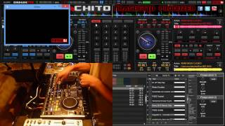 getlinkyoutube.com-DENON MC6000 _ MAPPING LED DE VDJ 8 _ NUEVO 2.0