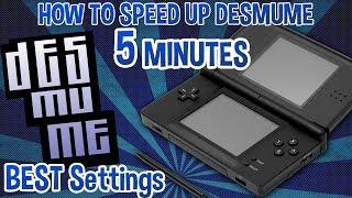 getlinkyoutube.com-HOW TO SPEED UP DESMUME EMULATOR - 5 Minute Tutorial