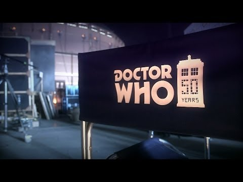 Behind the Lens - The Day of the Doctor - Doctor Who 50th Anniversary - BBC