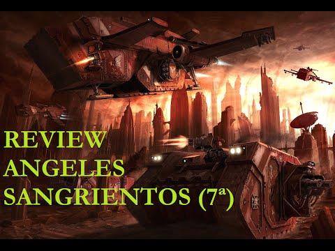 Review Angeles Sangrientos 7ª edición