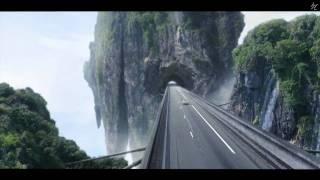 getlinkyoutube.com-Matte painting-Highway to heaven