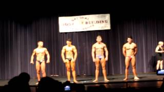 getlinkyoutube.com-NGA Natural Mr. Utah Bodybuilding Competition, Teen Division at 16 years old