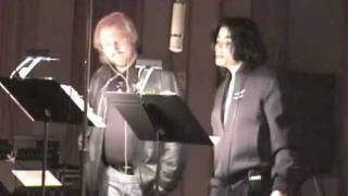 getlinkyoutube.com-All In Your Name [Official Music Video] - Michael Jackson Feat. Barry Gibb [2002]