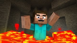 getlinkyoutube.com-If You Could Swim In Lava - Minecraft