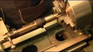 getlinkyoutube.com-Rebarreling a Yugoslav M48A Mauser in .308