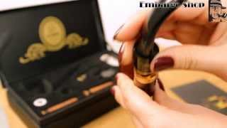 getlinkyoutube.com-Denshi Tabaco Pipe. Отличная электронная трубка.