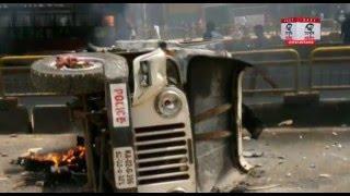 बैंगलोर में भड़की हिंसा, 9 लोग घायल