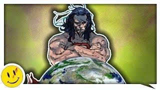 getlinkyoutube.com-Х'эл: Уничтожение ГАЛАКТИКИ 👤 (Часть 4)  (DC comics. New-52)