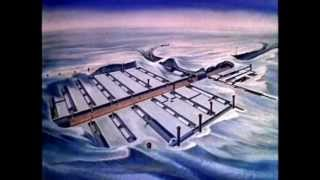 "getlinkyoutube.com-The U.S. Army's Top Secret Arctic City Under the Ice! ""Camp Century"" Restored Classified Film"
