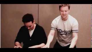 getlinkyoutube.com-Ant and Dec Piano Training