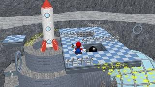 getlinkyoutube.com-Super Mario Star Road DS, Clone Clamber!