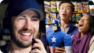 getlinkyoutube.com-Chris Evans Pranks Comic Fans with Surprise Escape Room // Omaze