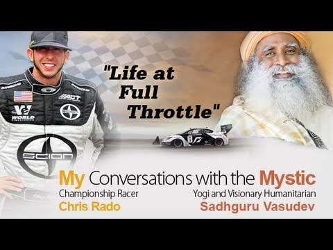 Part 2 - My conversations with the Mystic: Chris rado and Sadhguru
