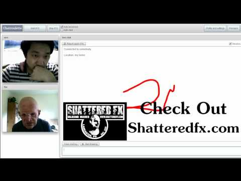 Chatroulette With Merv The Perv Episode 1