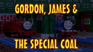 getlinkyoutube.com-TOMICA Thomas & Friends Short 26: Gordon, James & the Special Coal