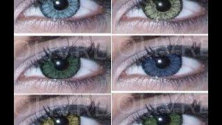 getlinkyoutube.com-Lentes de contato coloridas baratas Soflens Star Bausch Lomb comprar