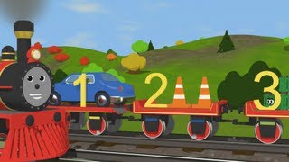 getlinkyoutube.com-Learn to Count with Shawn the Train  -  Fun and Educational Cartoon for Kids