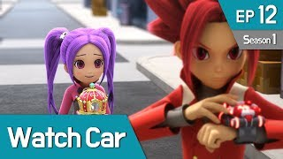 Power Battle Watch Car S1 EP12 Top Star, Sophie 02 (English Ver)
