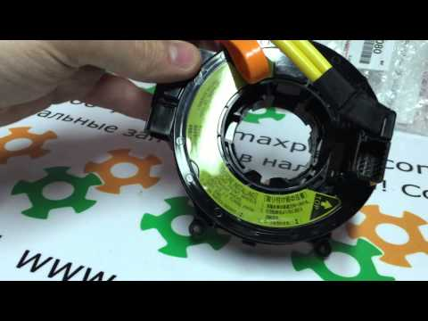 Улитка спиральный кабель Toyota 100 Prado Hilux FJ Cruiser Lexus GX 470 LX