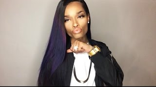 getlinkyoutube.com-Aliexpress Stema hair Ombre Brazilian body wave Review + Color Details