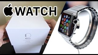 getlinkyoutube.com-Apple Watch Unboxing 蘋果智慧手錶開箱及試玩