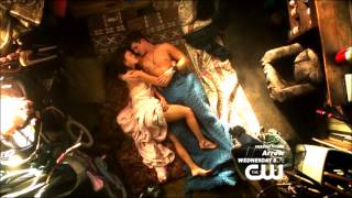 getlinkyoutube.com-#Starcrossed / Roman And Emery / Let Her Go