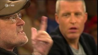 Phil Collins, Musiker - Da kommt noch was - Not dead yet Markus Lanz