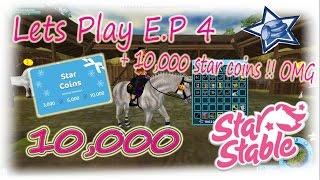 getlinkyoutube.com-✔ Star Stable Online - 10,000 Star Coins   Lets Play E.P 4 ♡