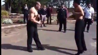 getlinkyoutube.com-Pertarungan jalanan, ini baru pria sejati