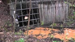 getlinkyoutube.com-14-1 廃鉱探検 鉱山レポ14号坑道(No.1坑道捜索編)