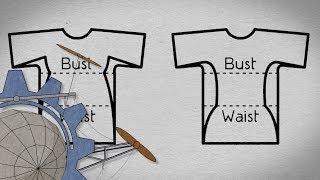 getlinkyoutube.com-T-Shirt Tailoring: Sewing Basics #5