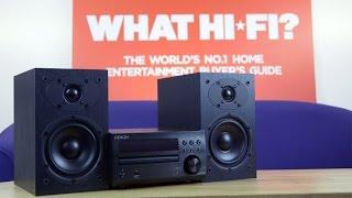 getlinkyoutube.com-Denon D-M40DAB Stereo Micro System review