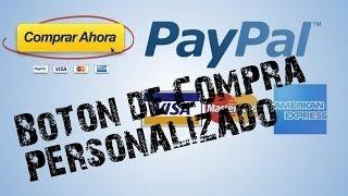 getlinkyoutube.com-Como crear un botón de pago personalizado con paypal
