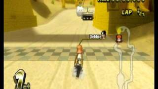 getlinkyoutube.com-Mario Kart Wii Speed Run - 1:07:09 Single Segment (1P VS mode - 150cc - Hard CPU)