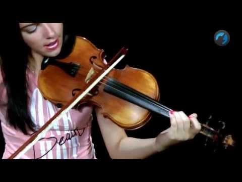 Notas no Bra�o - Iniciante (aula de violino)