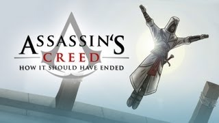 getlinkyoutube.com-How Assassin's Creed Should Have Ended