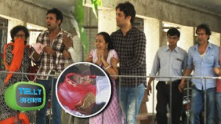 (Video) Family & Boyfriend Rahul Raj Comes To See Pratyusha Banerjee In Hospital | Post-Mortem