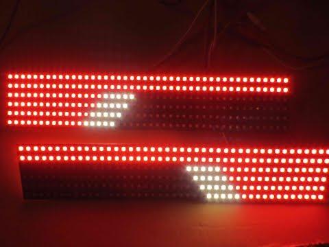 LED платы для тюнинга задних фонарей Газель Соболь