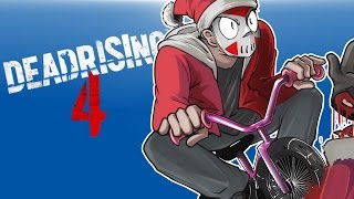 getlinkyoutube.com-Dead Rising 4 - SANTA CLAWZ!!!! (Funny Moments, Chaos, 4 Player co-op)
