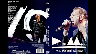 getlinkyoutube.com-Depeche Mode - Delta Machine Tour FULL SHOW Barcelona 15.01.2014