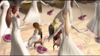 Barbie au Bal des 12 princesses - Joyeux Anniversaire width=