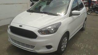 getlinkyoutube.com-Avaliação Novo Ford Ka (O carro do ano) - Automotive Reviews