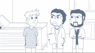 Gavin's Has Brain Problems – Rooster Teeth Animated Adventures