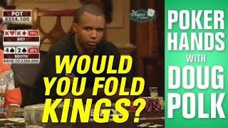 Phil Ivey\'s $300,000 Decision